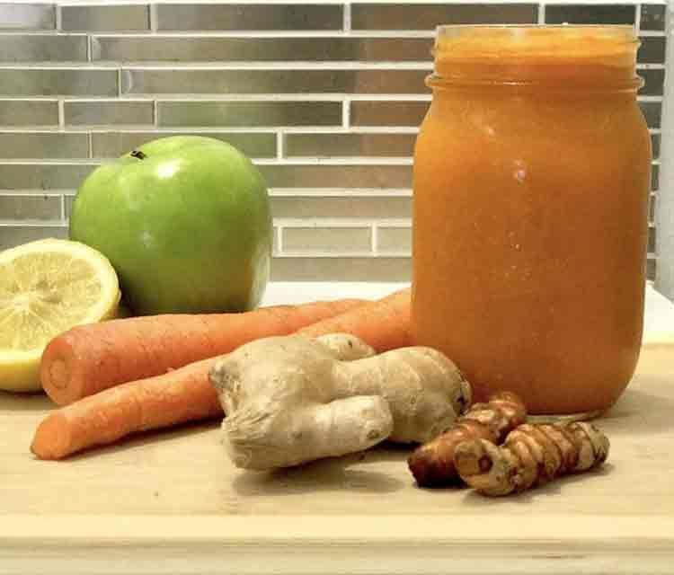 Turmeric Juice Recipe