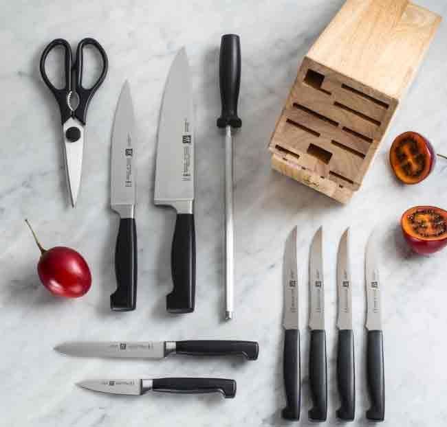 J.A. Henckels Knife Block Set Reviews