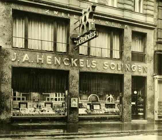 Zwilling J.A. Henckels brand