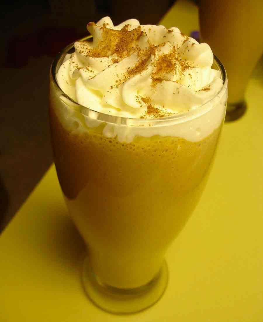 Pumpkin-banana-milkshake-recipe