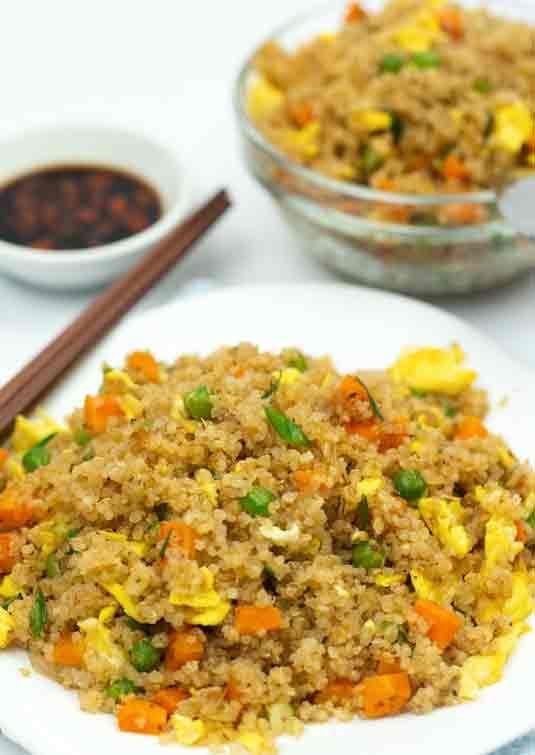 Quinoa Fried Rice Verdict