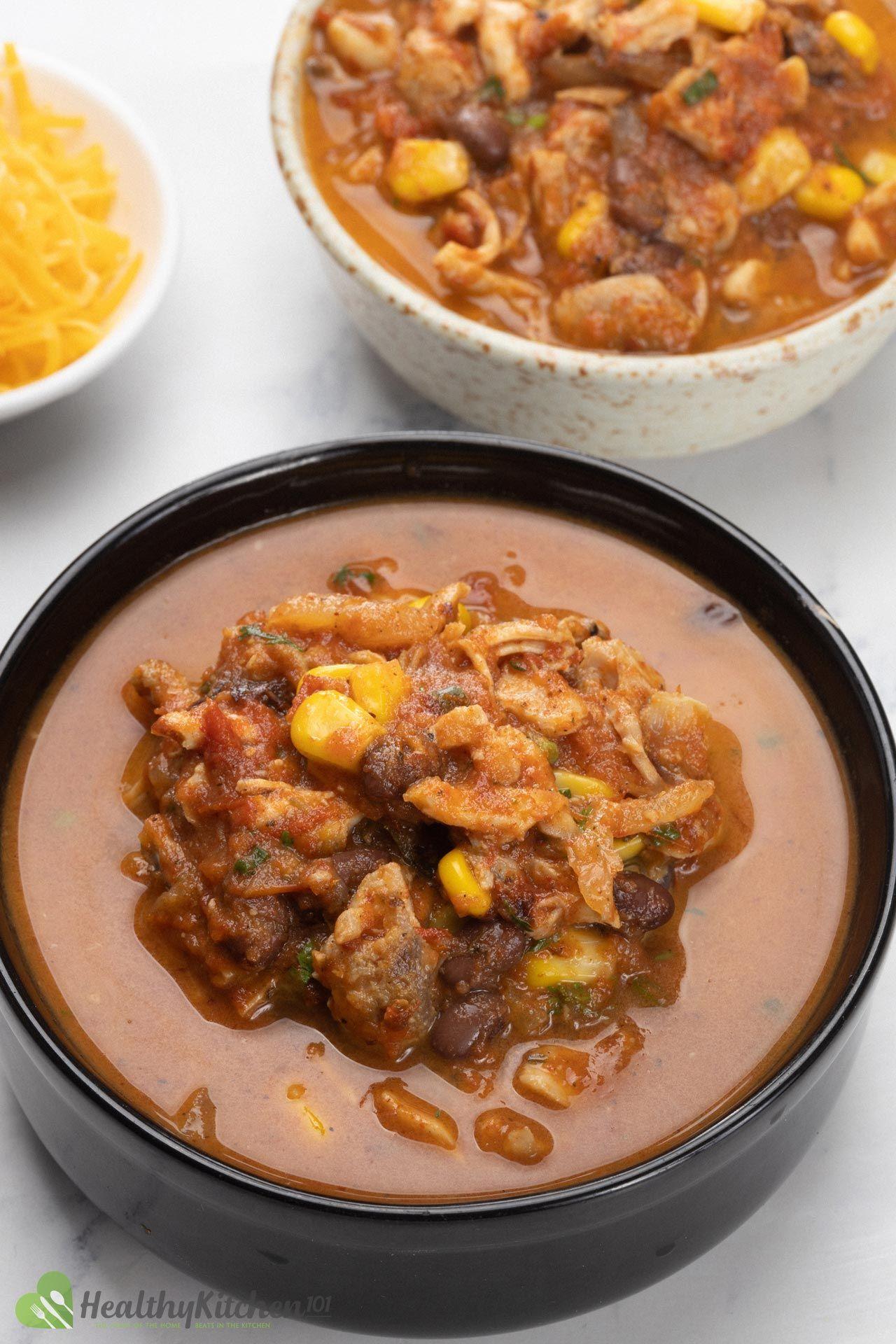 how to make chicken tortilla soup recipe