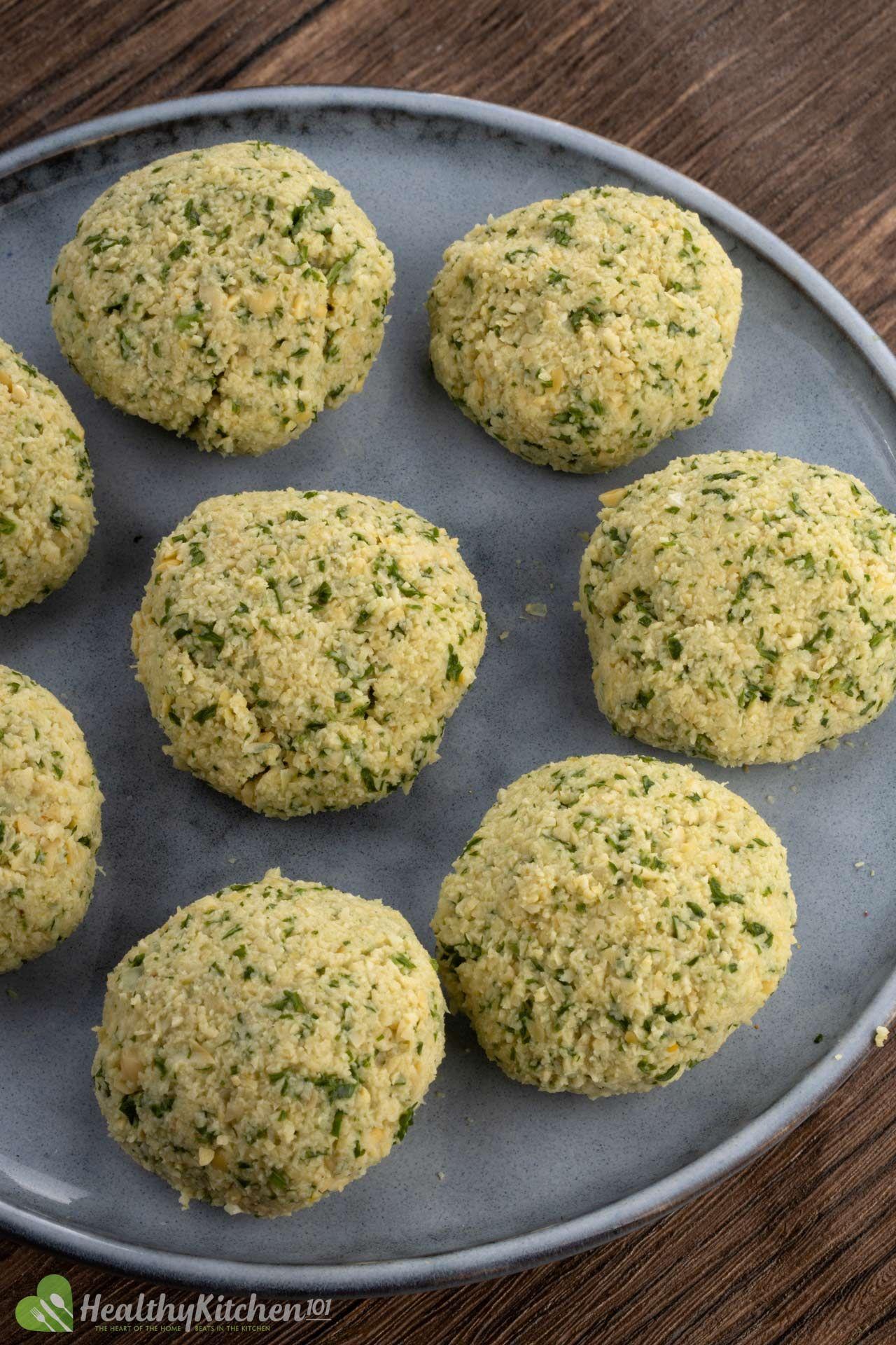 Falafel biscuit recipe