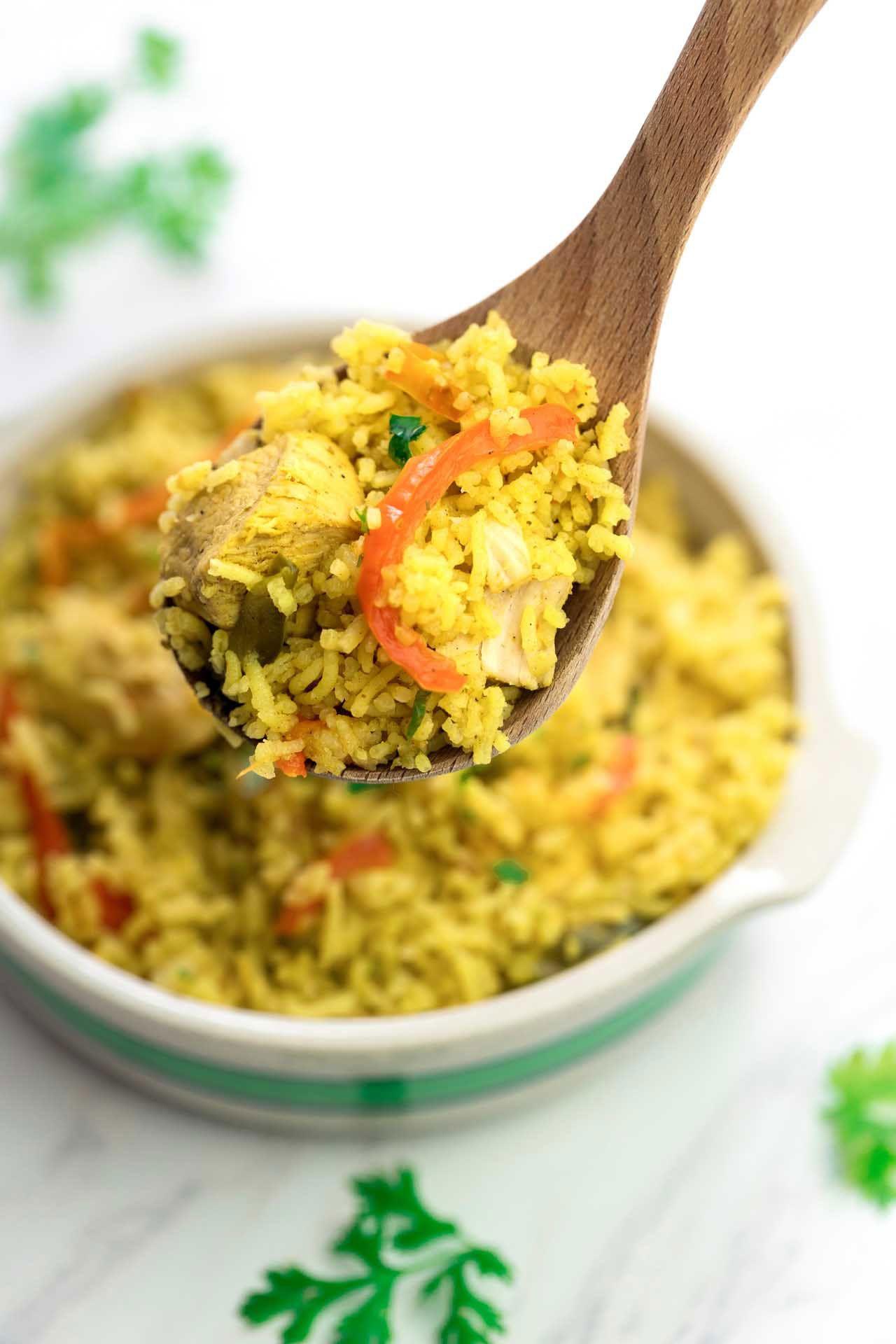 Is Chicken Biryani healthy