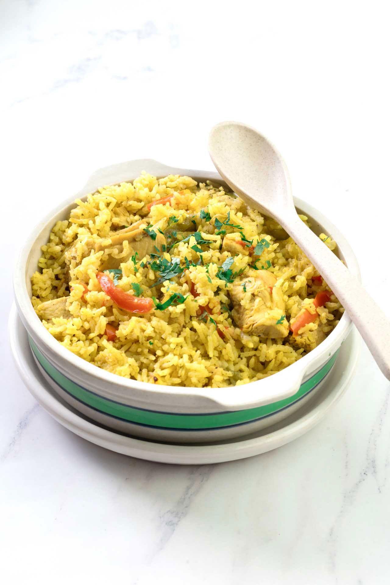 What is Chicken Biryani