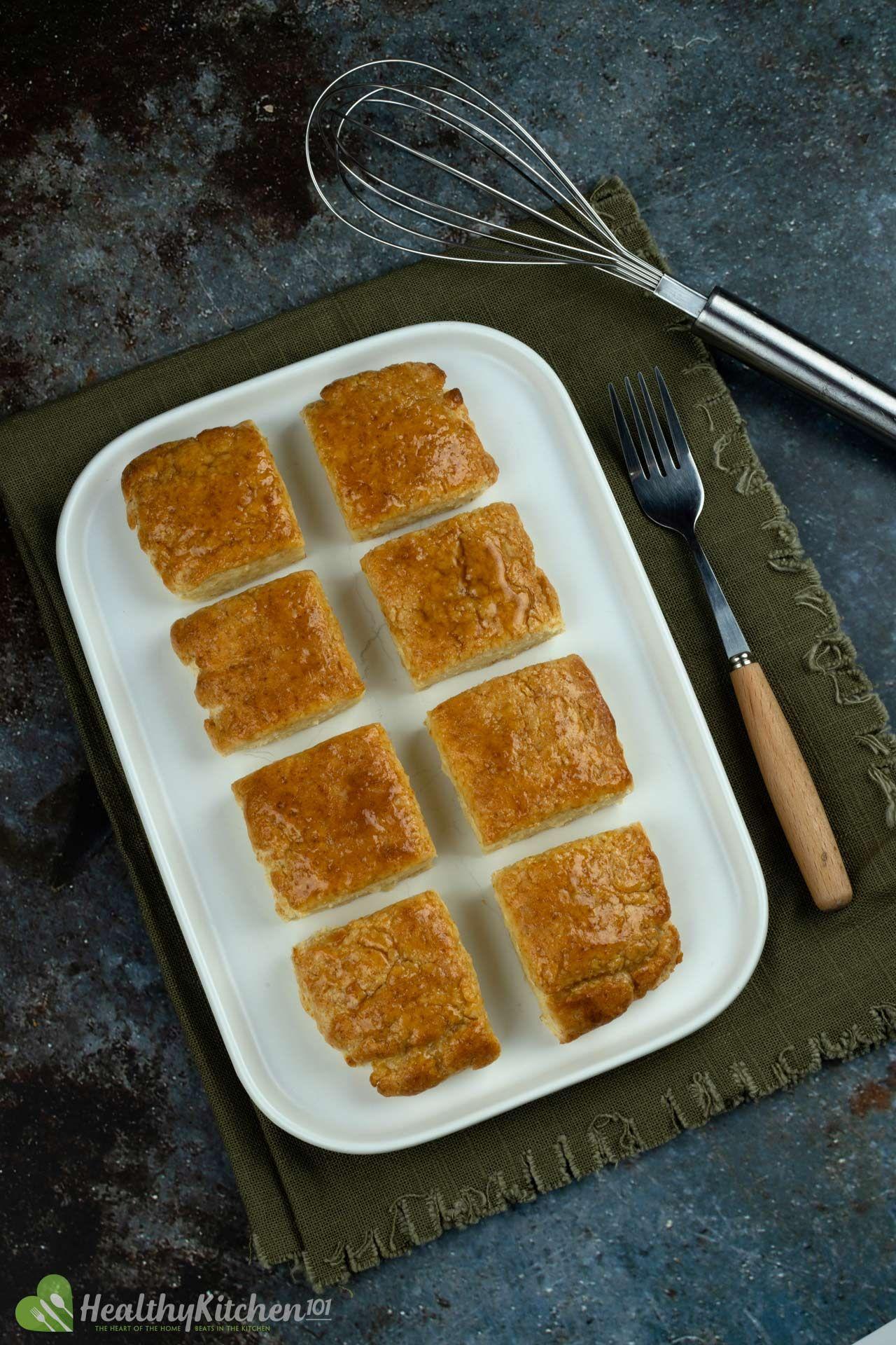 Honey Butter Biscuits Recipe