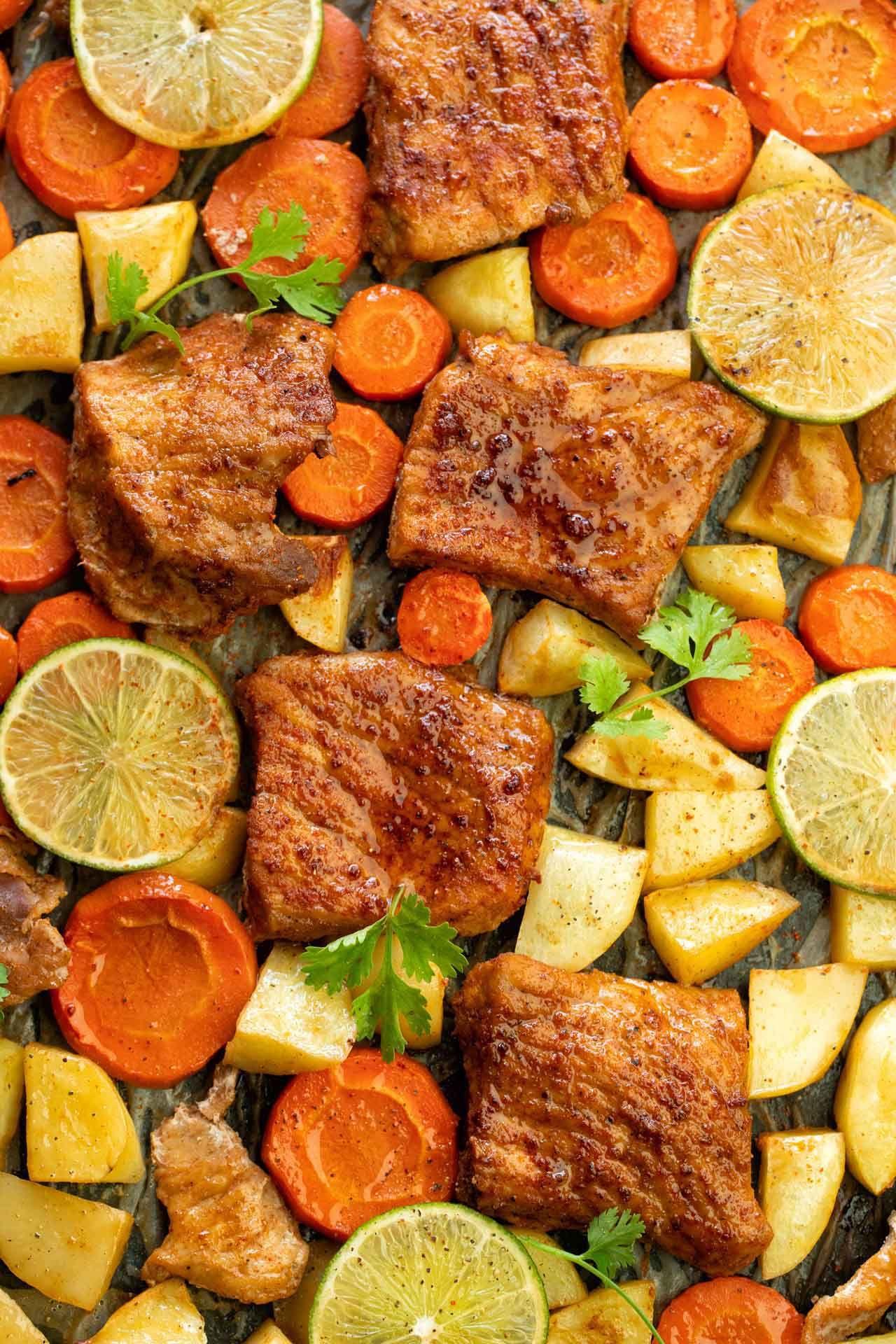 baked Pork Chops recipe