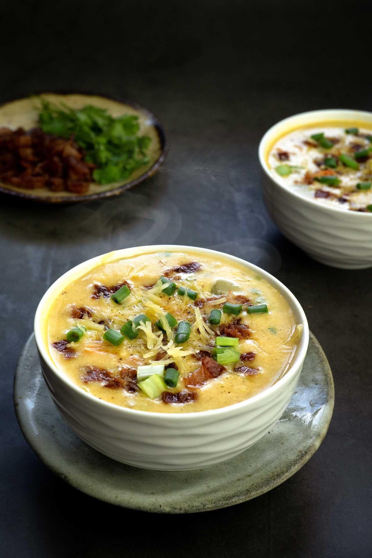 Simple Potato Soup Recipe