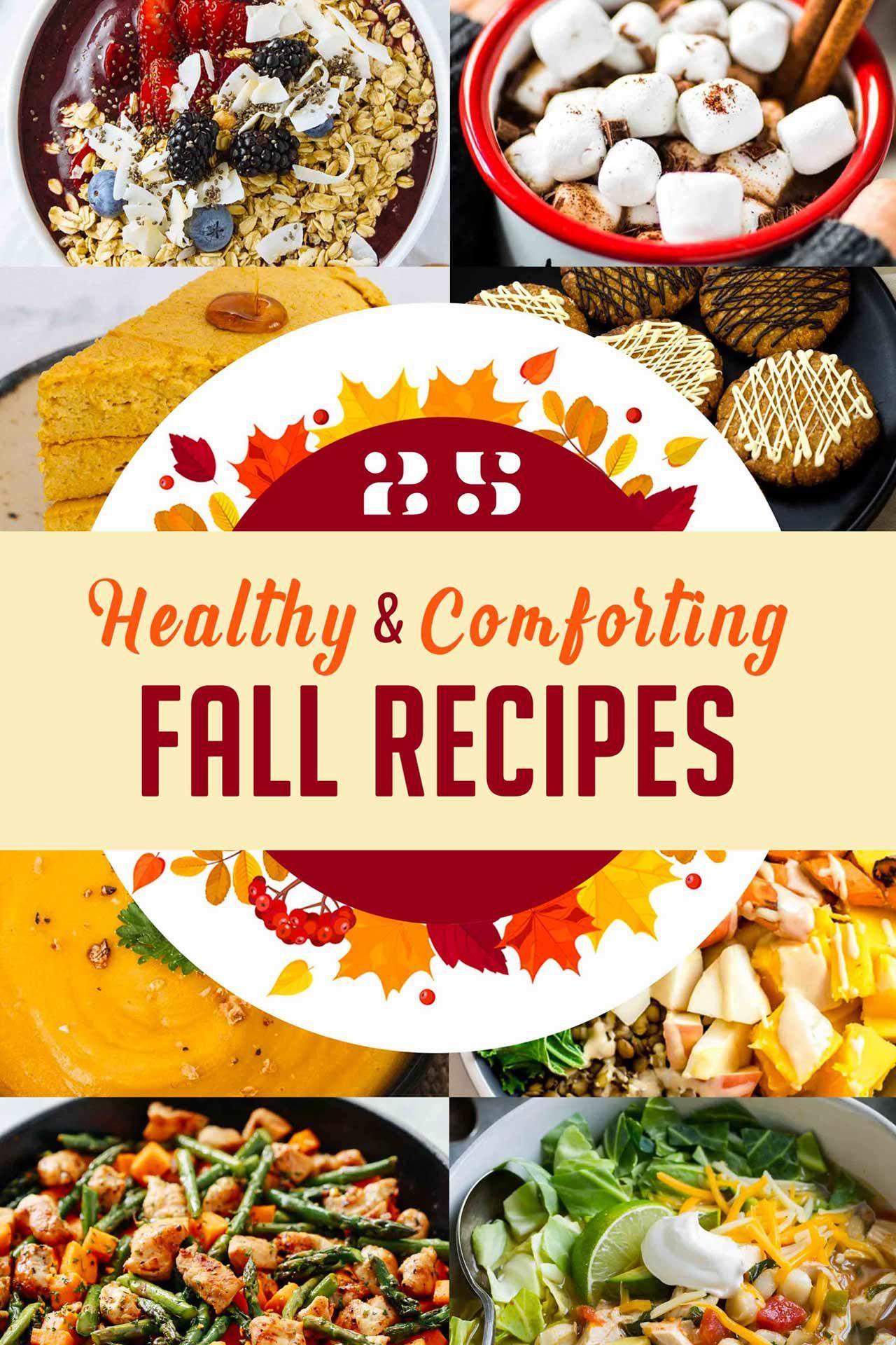 Healthy Fall recipe