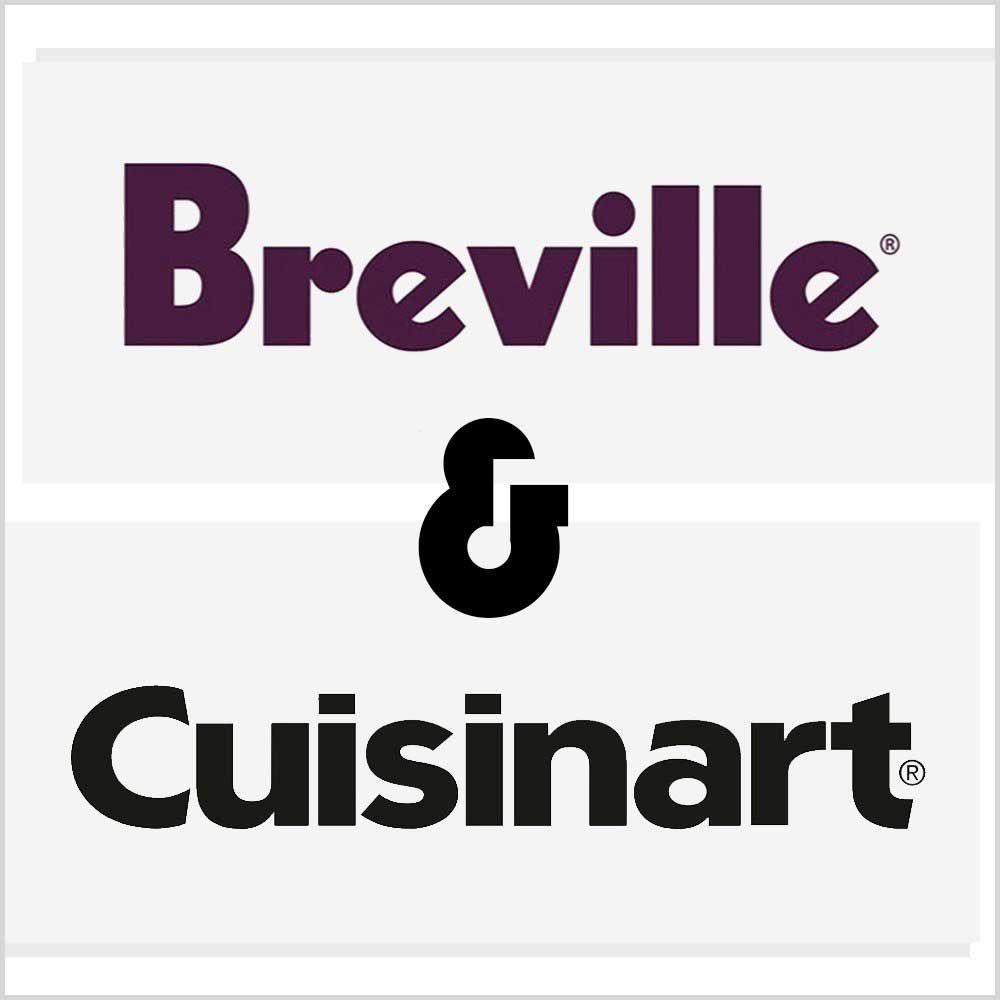 Breville vs. Cuisinart