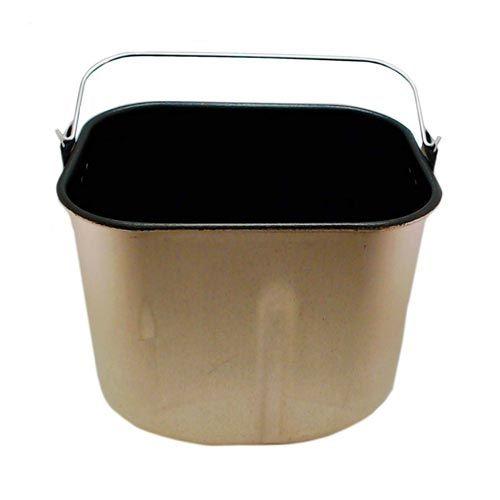 Typical bread pan: Sunbean Oster