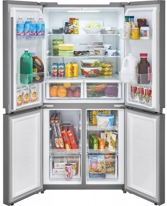 Four Door Adaptable Refrigerator: Frigidaire FFBN1721TV