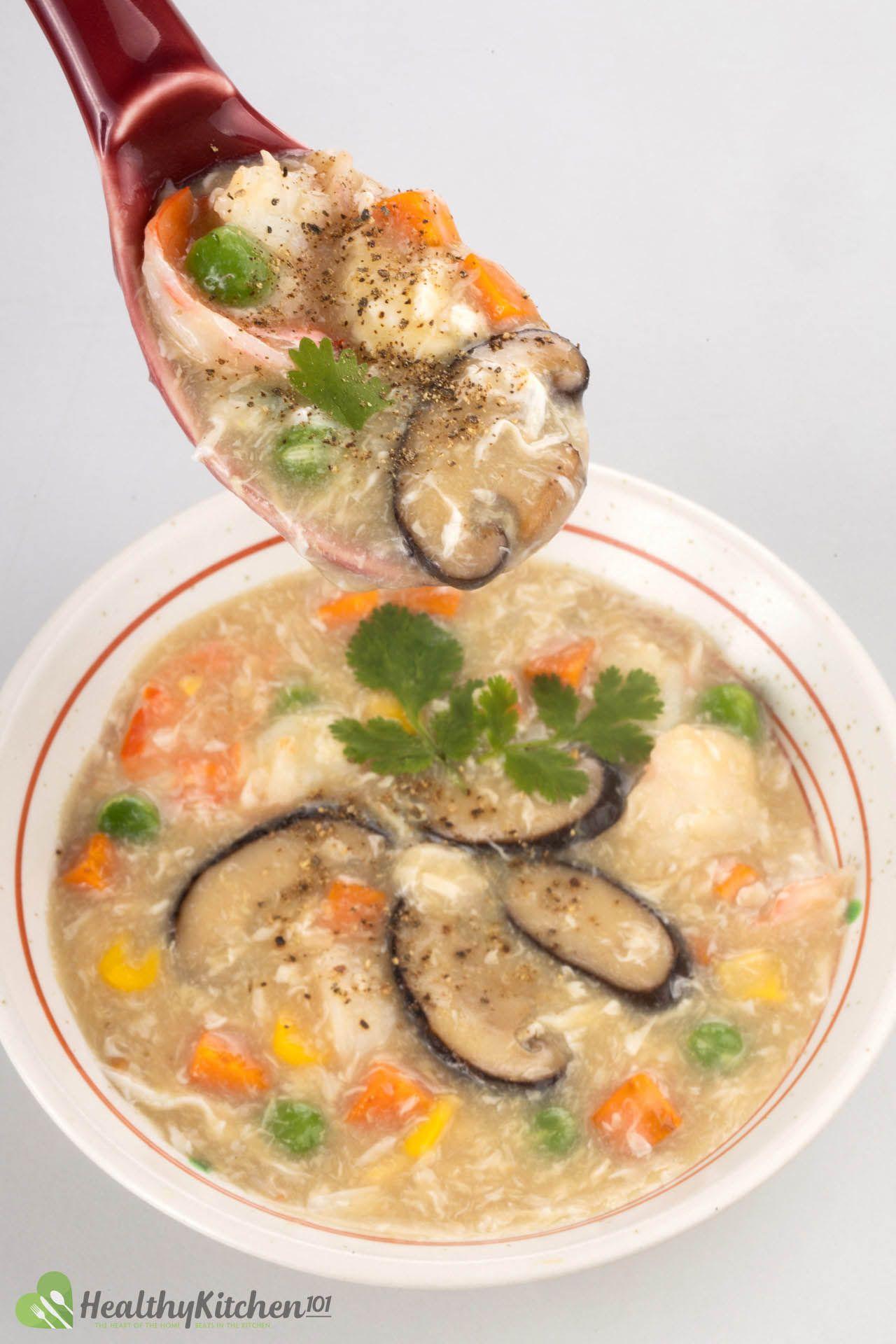 how do you make shrimp Egg Drop Soup Recipe