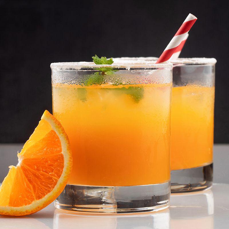 Whiskey And Orange Juice Recipe