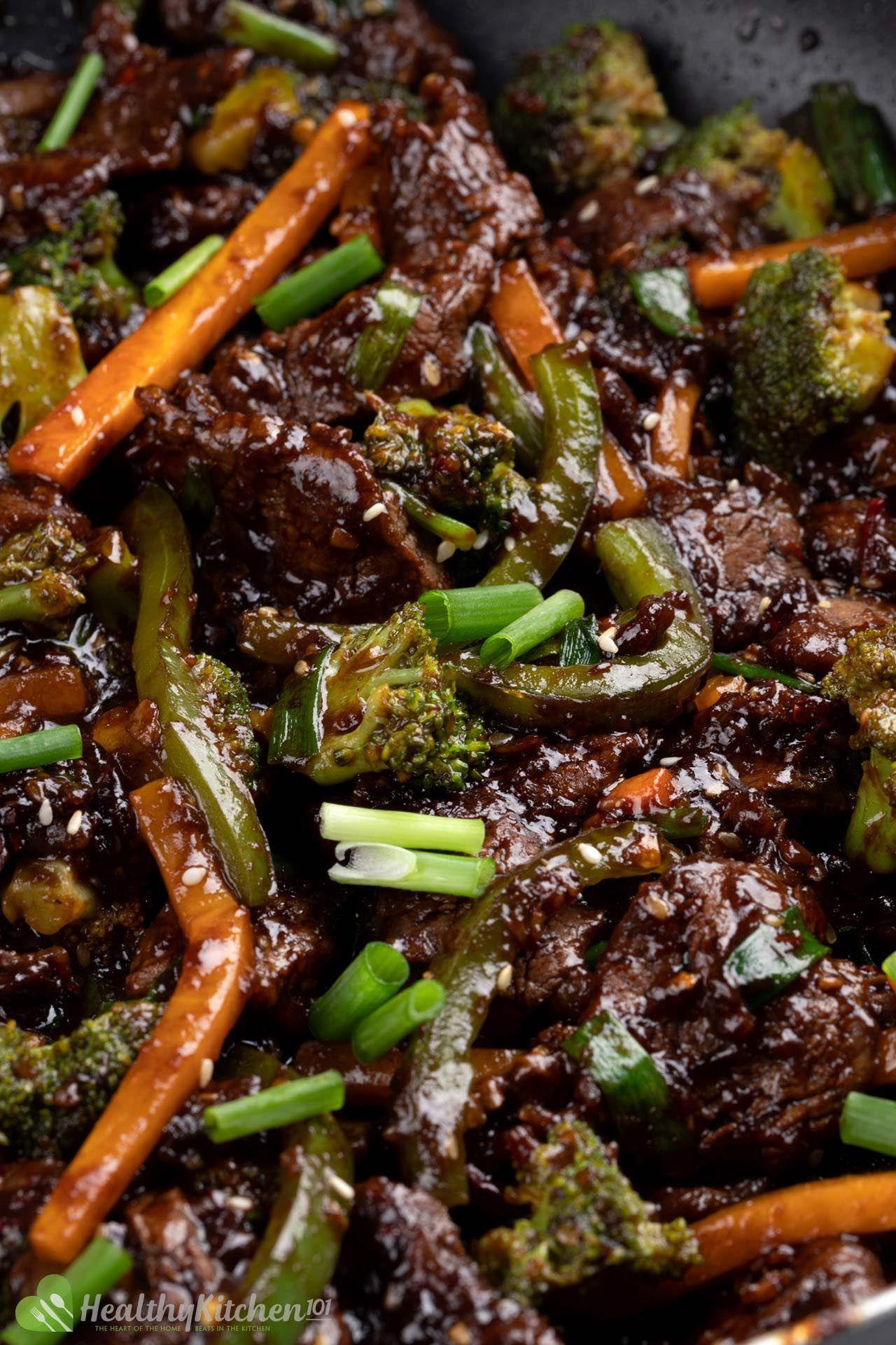 Origins of Mongolian Beef