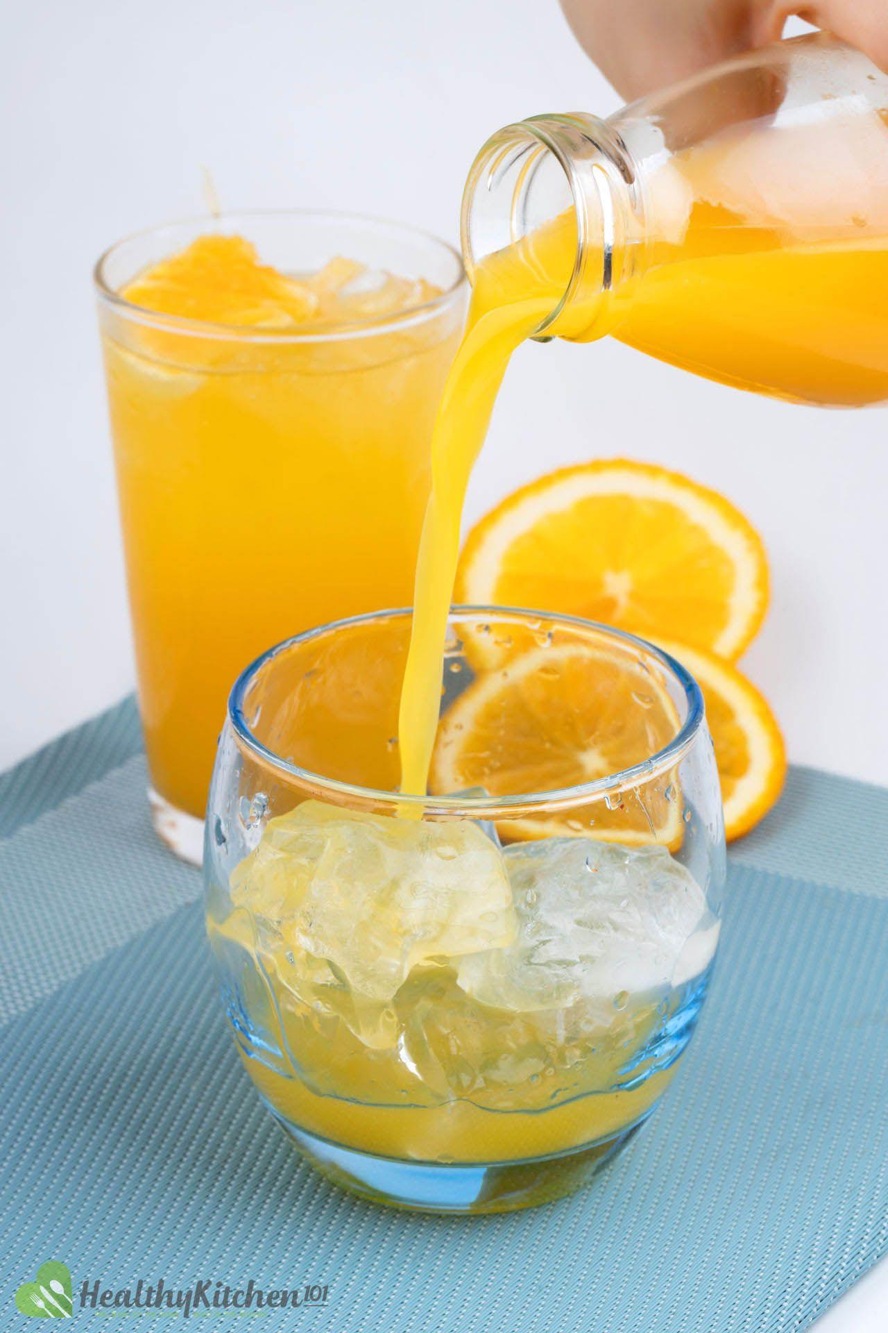 Orange Pinapple Juice Healthykitchen101 2