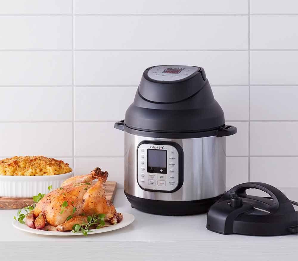 Instant Pot Air Fryer Lid Reviews